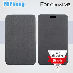 J Tablet Leather Case For Chiwi Vi8 Leather Case Mobile Tablet Protective Leather Case Flip Cover With Stand Free Shipping