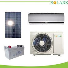 split wall-mounted solar hybrid air conditioner for home , 7200W/24000BTU#quickly cooling