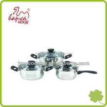 Kitchenware and cookware, 6pcs set.