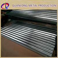 G60 Iron Steel Used Metal Roofing Sale