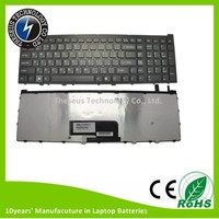Original Russian Layout Laptop Keyboard for Sony Vgn-aw Notebook Keyboard