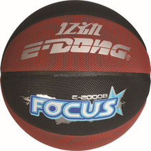 E-DONG Promotion SIZE 7 SHINY PVC BASKETBALL ED2000B