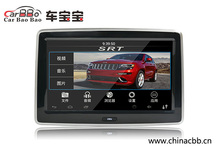 10.1 inch touch Screen Android 4.4 System Headrest Monitor with Wifi/Capacitive Touch and original design style
