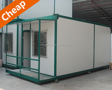 accomodation portable camping 20ft shipping container homes for sale used