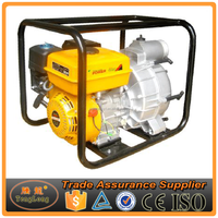 With Competitive Price Gasoline Engine Electric Water Pump