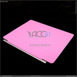 Sleep function Intelligent ultra-thin Smart Case Covers for iPad 2/3/4 P-iPD3SMT001