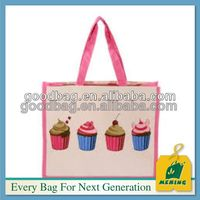 factory offer 100% cotton canvas organic tote bags