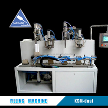Plastic Manual Tube Filling And Sealing Machine For Silicone Sealant