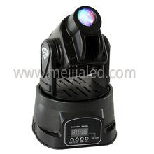 mini size disco/ktv/stage/club led stage spot light