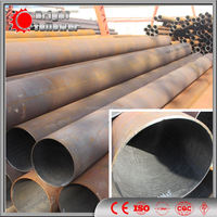 half circle galvanized corrugated steel pipe