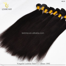 Hot New Products For 2015 Alibaba Certified Italian Glue Cheap Remy Full Cuticle Double Weft long hair expression hair braids