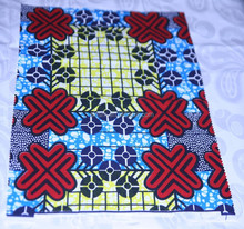 Wholesale 100% Cotton African Wax Textile Fabric Print
