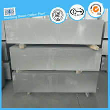 High machining accuracy graphite block for material load bearing