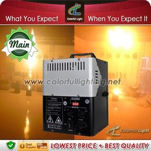 Flame effect electric fires machine flame projector fire