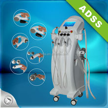 ADSS whole sale supplier skin tightening vacuum slimming machine