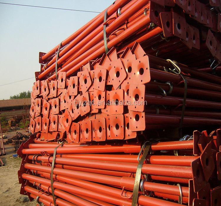 Frame Vs Shoring Prop : Heavy duty steel scaffolding shoring props tubular