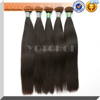 Wholesale Black Supply 100% Brazilian Straight Human Hair Extension