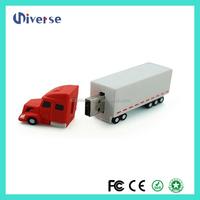 Truck shape flash memory usb,custom usb memory