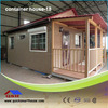 movable house with steel chassis