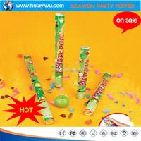 colorful confetti 2015 party supply confetti gun halloween decorations