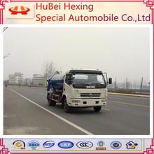 Factory outlet dongfeng 3.5 toneladas de resíduos de água do caminhão de sucção