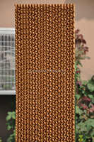 Huasheng Honey-comb Air Cooler Parts Greenhouse/Poultry/Husbandry Cooling Pad