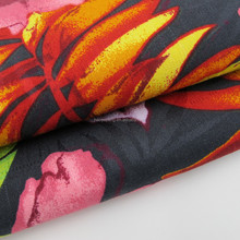 100% printed viscose fabric price