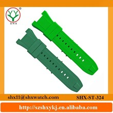 Innovative design fine quality wrist watch band silicone