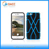 Spider-man silicone TPU 2 in 1 combo case for iphone 6 plus