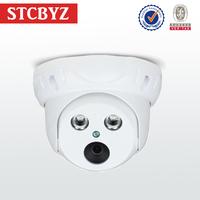 P2P ONVIF Night Vision 1080P H.264 Dome IP Camera