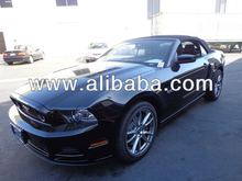 New 2013 New FORD MUSTANG GT Convertible Premium AT / Export to Worldwide