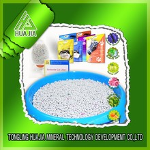 bentonite kitty litter kitty sand