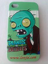 Plants vs Zombies 3D Printing Phone case for iphone 4