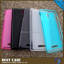 New arrival Soft TPU Cover case for acer liquid z500, hot new product for 2015