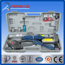 Made in China 12v dc car electrical scissors jack with led lights