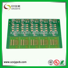 2015 high qualified pcb & pcba ,single / double side pcb manufacture in shenzhen