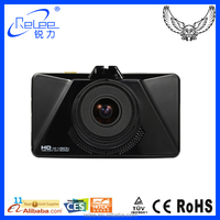Automatic video full hd 1080p loop recording car dash camera cam