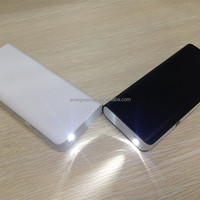New coming universal portable power bank 10000mah for iphone6/Samsung S5f/ast charging power bank