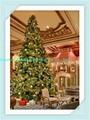 Caliente venta árbol de navidad Artificial decoración de la navidad