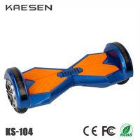 Fashion 6.5 Inch Mini Smart Balancing Smart Electric Moped Scooter 2 Wheels With Dancing LED lights and Bluetooth Speaker