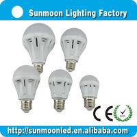 3w 5w 7w 9w 12w e27 b22 ce rohs low price blue led light bulb