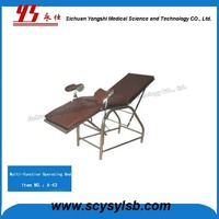Professional Medical Portable Gynecological Delivery Exam Table Bed on Sale