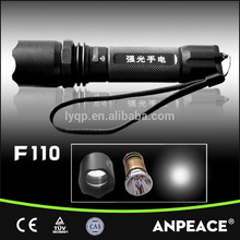 Short delivery time 3000 lumens flashlight