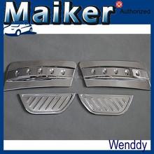 ABS Chrome front fog light covers For Range Rover Evoque 2010 Maiker manufacturer 4x4 auto accessoires