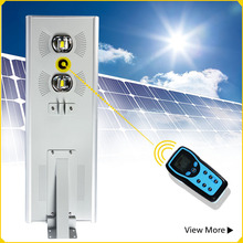 Integrated solar street light /all in one solar street light 25w