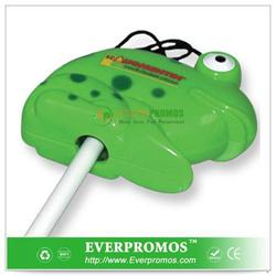 Unique Design Frog Universal Pen Holder With Logo Printed