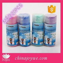 Summer Promotion Hot Selling Magic Cool Towel Custom Logo Instant PVA Cooling Towel