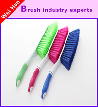 Thick non-slip rubber grip TPR sofa cleaning brush,bed dust cleaning brush