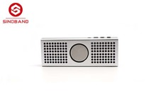 2015 Sinoband New Design Ultrathin Model S100 Super Mini Outdoor Bluetooth Speaker Lautsprecher for samsung note 4