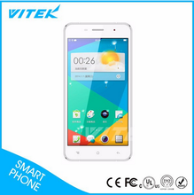"New Product 5"" Quad Core 3G Slim Smart Phone with Android"